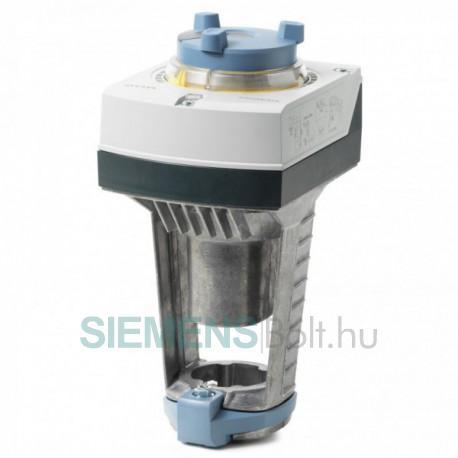 Siemens SAV31P00 Szelepállító motor VPF43.. és VPF53… DN100-200 szelepekhez AC 230 V, 3-pont, 1100 N záróerő, futási idő: 120 s