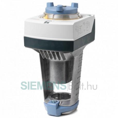 Siemens SAV61P00 Szelepállító motor AC/DC 24 V, 0..10V/4..20mA, 1100 N záróerő, futási idő: 120 s