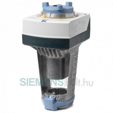 Siemens SAV81P00 Szelepállító motor DN100-200 szelepekhez AC/DC 24 V, 3-pont, 1100 N záróerő, futási idő: 120 s