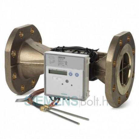 Siemens UH50-C65-00 Qn:15m3/h 270mm b. hossz, PN25, DN50 karimás, Hűtés-Fűtés alkalmazáshoz, (UH50-15HF elem és kieg. nélkül!)
