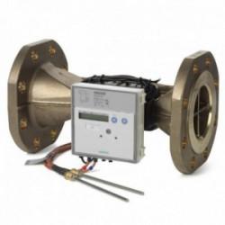 Siemens UH50-C74-00 Qn:40m3/h 300mm b. hossz, PN25, DN80 karimás, Hűtés-Fűtés alkalmazáshoz, (UH50-40HF elem és kieg. nélkül!)
