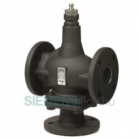 Siemens VXF61.40 Kétutú karimás szabályozószelep