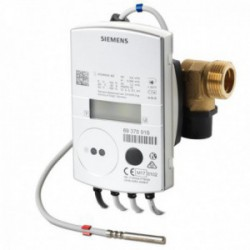 Siemens WSM625-BA/LG Qn:2,5m3/h 130mm b. hossz , 6 év élettartam, MBUS