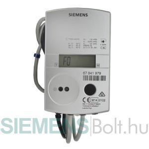 """Siemens WSN515-0A/LG Ultrahangos hőmennyiségmérő fűtés/hűtés alkalmazásokhoz G 3/4"""""""