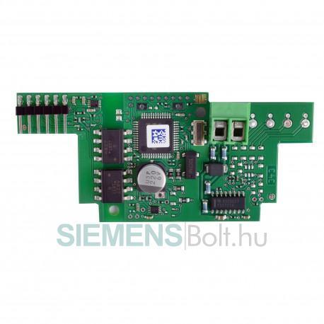 Siemens M-bus modul UH50 mérőkhöz és UC50 számítóműhöz