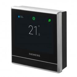 Siemens RDS110.R Smart vezeték nélküli öntanuló okostermosztát