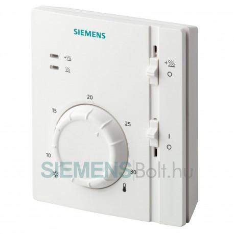 Siemens RAA31.26 mechanikus szobatermosztát