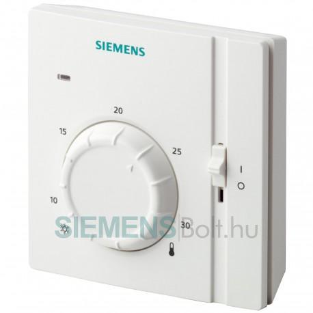 Siemens RAA31.16 mechanikus szobatermosztát