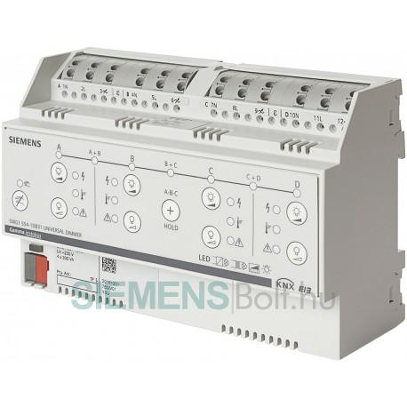 Siemens 5WG15541DB31 N 554D31 Universal Dimmer 4xAC230V300VA