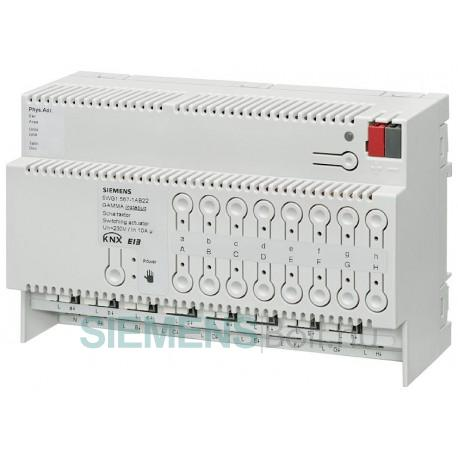Siemens 5WG15671AB22 GAMMA N 567/22 KAPCSOLÓAKTOR