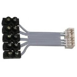 Siemens AVS82.590/109 BSB csatlakozó adapter AVS75… kiegészítő modulokhoz és AVS74… kezelőegységhez