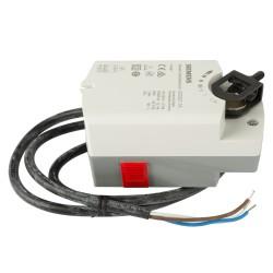Siemens GSD321.1A Damper actuator NSR AC230V