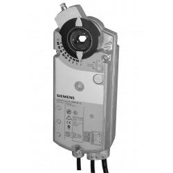 Siemens GIB131.1E -pont szabályozású zsalumozgató, 24 V, 35 Nm, 150 s