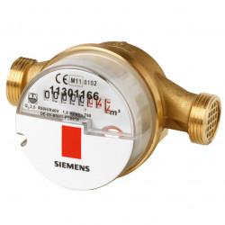 Siemens WFW30.D110 Vízmennyiségmérő egysugaras Meleg Qn 1.5 m³/h 110 mm