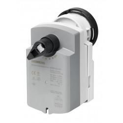 Siemens GQD321.9A Forgatómotor golyóscsaphoz AC230V 2-pont 30/15s rugó visszatérítés