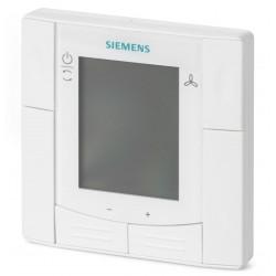 Siemens RDF302 Univerzális fűtő/hűtő termosztát süllyesztett kivitel Modbus kommunikációval
