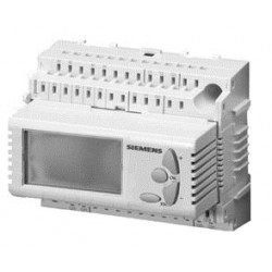 Siemens RLU236 Synco200 univerzális szabályozó 5UI 2DI 3AO 6DO