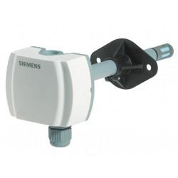Siemens QFM3100 Légcsatornába helyezhető páratartalom érzékelő DC 0...10 V high-quality