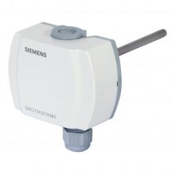 Siemens QAE2154.010/MO Merülő érzékelő 100 mm Modbus